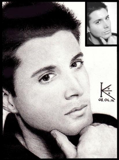 Jensen Ackles par Velance